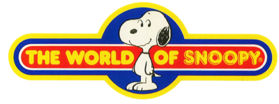 World of Snoopy Logo