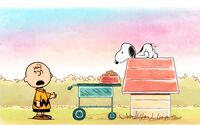 Charlie Brown serving Snoopy.jpg