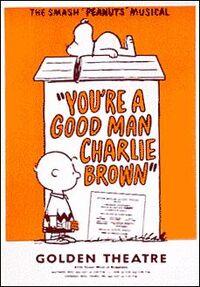 GoodManCharlieBrown1971Poster