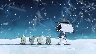 Peanuts - Christmas is Coming