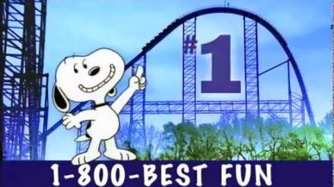 "Cedar Point Commercial ""Best"" (2000)"