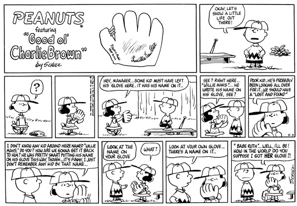 Image result for komik strip peanuts