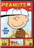 Peanuts By Schulz Go Team Go! DVD