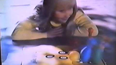 1979 Hasbro Romper Room My Friend Snoopy toy TV commercial