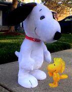 Snoopy&Woodstock Dolls