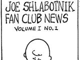 Joe Shlabotnik