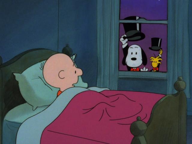 Happy New Year, Charlie Brown! | Peanuts Wiki | FANDOM ...