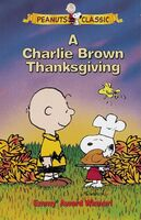 Charlie Brown Thanksgiving VHS