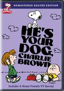 He's Your Dog, Charlie Brown DVD