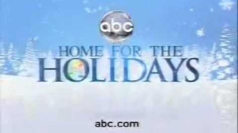 ABC A Charlie Brown Thanksgiving Promo 10 7 12