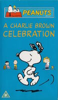 A Charlie Brown Celebration UK VHS 2004