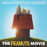 The Peanuts Movie score