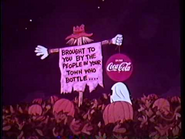 Its the Great Pumpkin Charlie Brown CocaCola