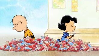 Peanuts - Keep Your Chin Up, Charlie Brown