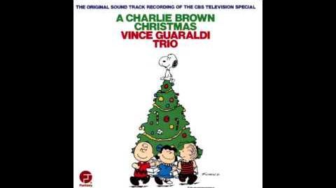 Hark! The Herald Angels Sing - Charlie Brown Christmas - Vince Guaraldi