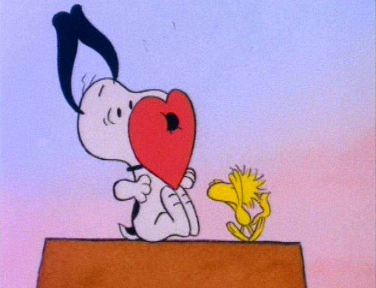 Charlie Brown Valentine41
