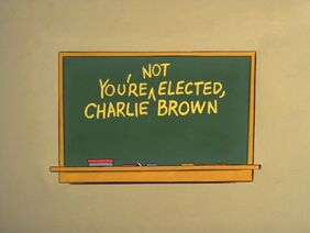 You re Not Elected Charlie Brown-1-
