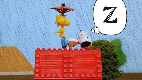 Snoopy Snoopy Breaks A Leg BRAND NEW Peanuts Stop Motion Videos For Kids Toys For Kids