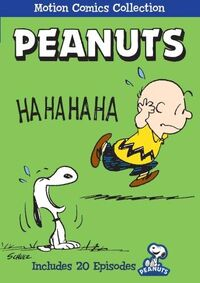 Peanuts Motion Comics Collection DVD