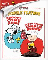 Peanuts Double Feature BD