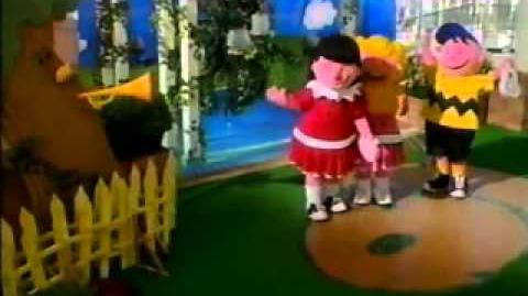 Japanese TV Commercials 160 Snoopy Concert