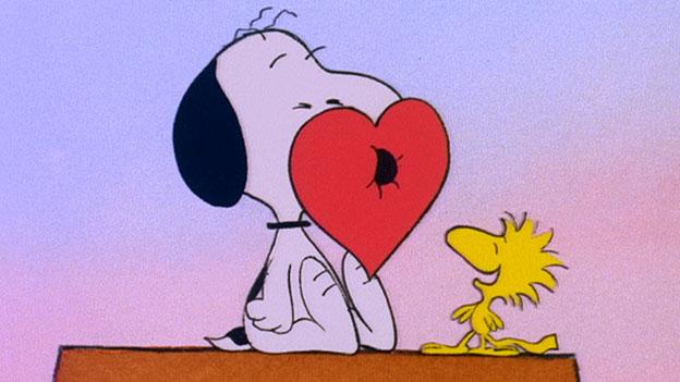 Perfekt Be My Valentine Charlie Brown