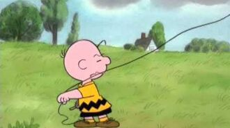 "The Kite from ""You're a Good Man Charlie Brown"" (1985)"