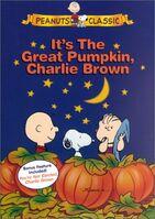 ItsTheGreatPumpkin DVD 2000