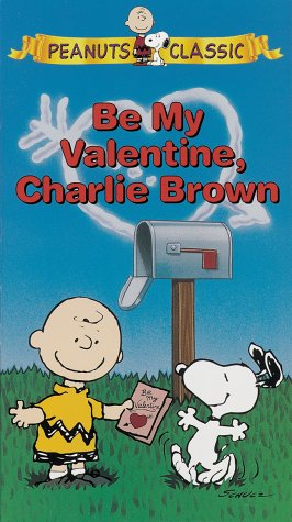 bemyvalentinecharliebrown vhs 1994jpg - Charlie Brown Valentine Video