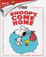 Snoopy Come Home Bluray