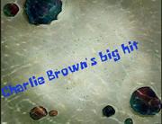 Charlie Brown's Big Hit