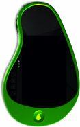 Bright Green Pearphone