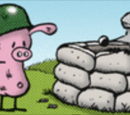 East Coast-West Coast Cartoonists War