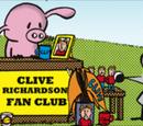 Clive Richardson Fan Club