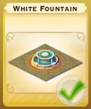 White Fountain