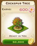 Cockspur Tree