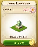 Jade Lantern