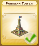 Parisian Tower