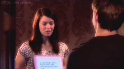 Peddie (Patricia Eddie) House of anubis - Still the one