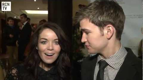 House of Anubis Series 3 Jade Ramsay & Burkley Duffield Interview