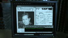 POI 0501 Flashback 25th Anniversary of Harold's Father's Death