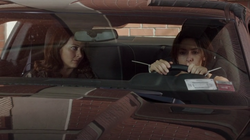 3x06 - Root and Shaw car