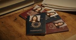 4x14 - Shaw's passports