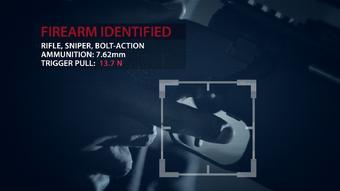 S01 Title Sequence Firearm Identified