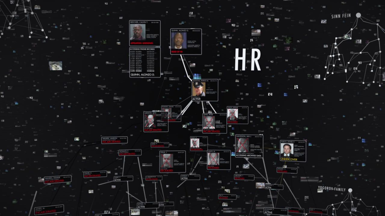 HR | Person of Interest Wiki | FANDOM powered by Wikia