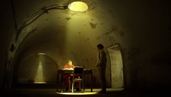 1x09 - Carter interrogation