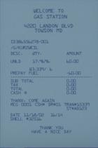 1x011 Kurweil gas station receipt