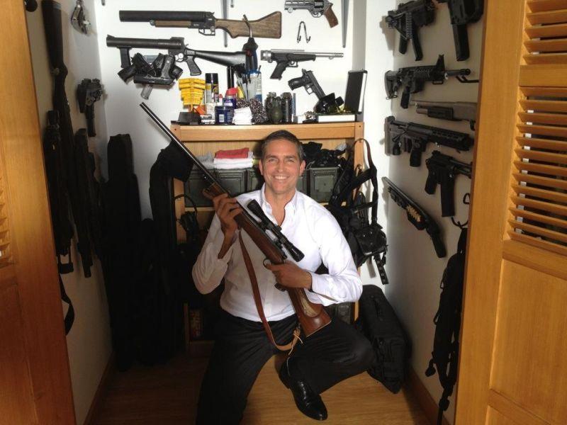 Reeseu0027s Gun Closet