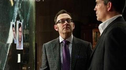 Person of Interest - Who Is He?