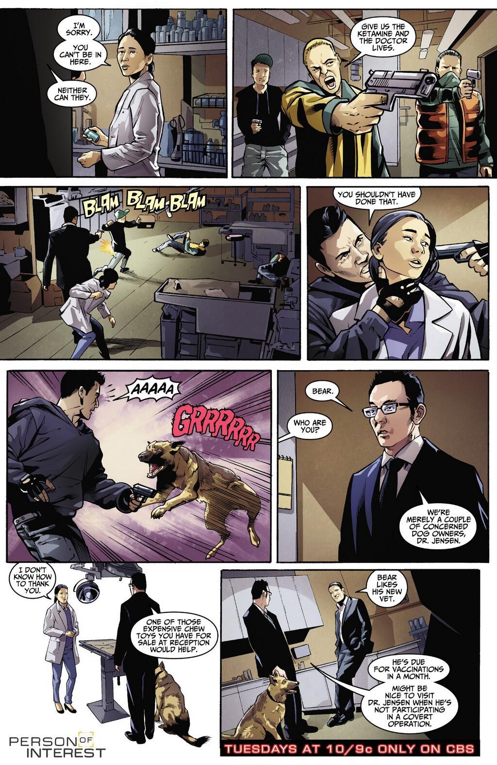 Comic 3x04 - Reasonable Doubt